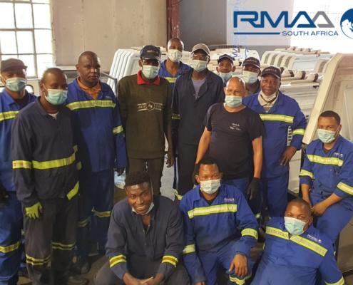 RMAA - SA Team